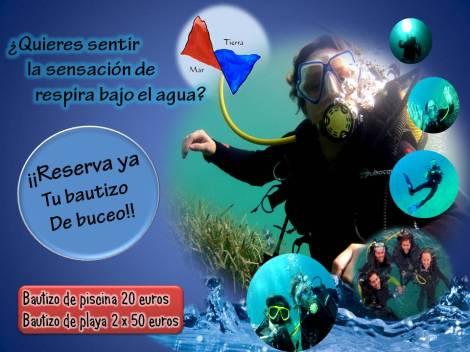 Bautizo de submarinismo