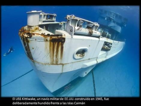 USS killiwake Islas Caiman