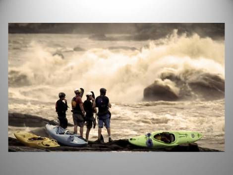 blanca Kayak Agua Congo Steve Tyler Bradt, Ben Marr, Rush Sturges y Steve Fisher 00