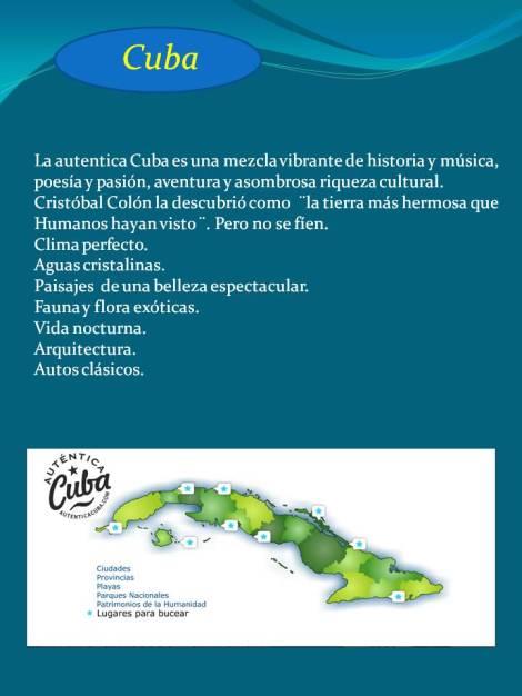 Visita Cuba