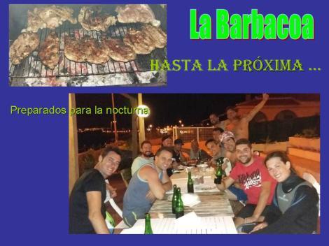 Barbacoa y Nocturna