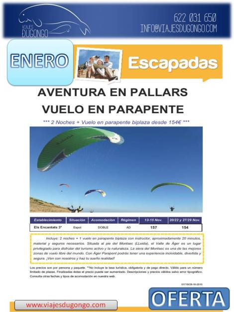 Aventura en Pallars