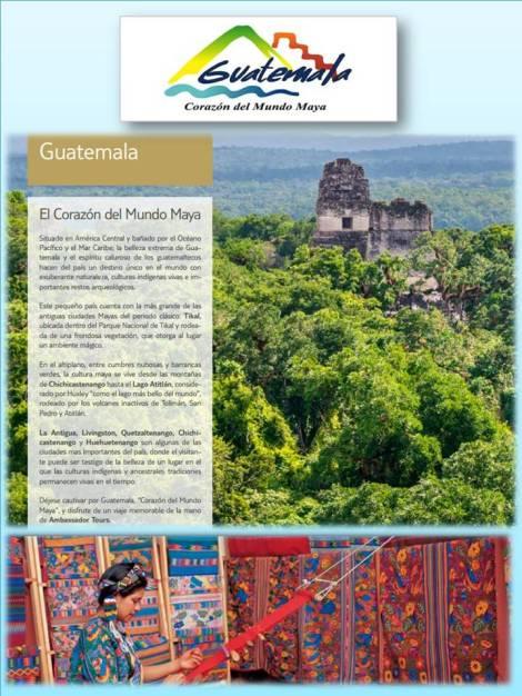 Corazón del Mundo Maya