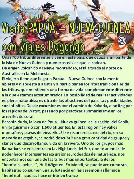 PAPÚA - NUEVA GUINEA