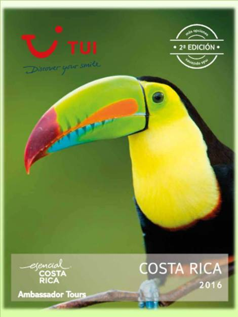 Catalogo Costa Rica 2ª 2016
