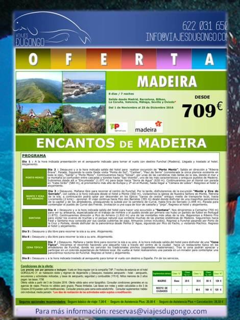 Visita Madeira